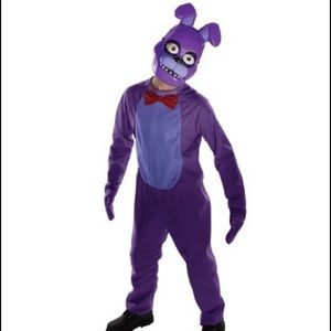 Bonnie five nights at Freddy's Halloween costume